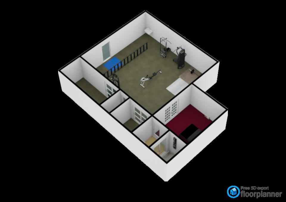 ビルの地下に住む - by fp_f0890fc495b1422d