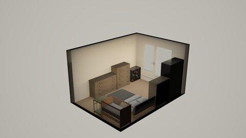 postel u steny + posunute komody - by fp_6b574f52434c60ef