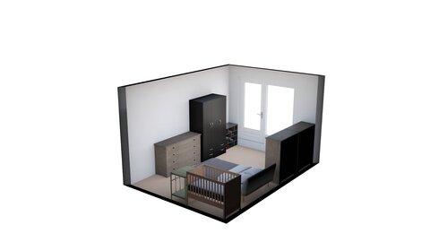 postel u steny + posunuta skrin a komody v2 - by fp_6b574f52434c60ef