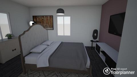 my dream bedroom  - by fp_ccaab639b78ecead