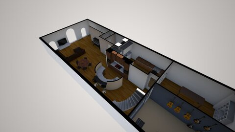 Alleen 1e etage - by fp_8387718f7ae82b97