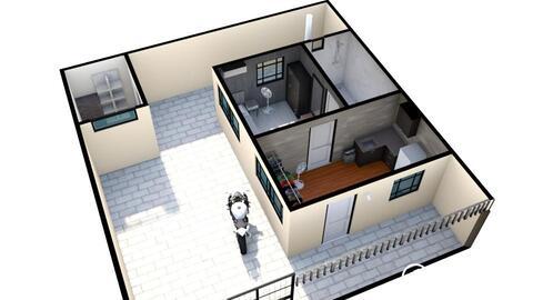 Project 3 : 10x10m Lot , 5x6m House - by fp_f9b2ce95982c9ed4