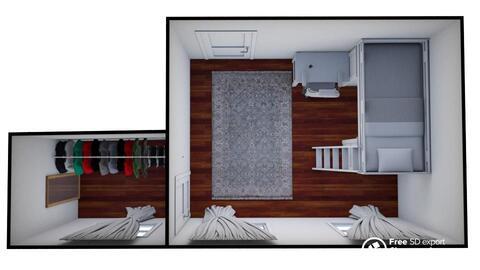 M,y room  - by fp_881b8cc3d76e4f4b