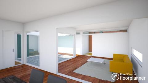 Interior garden house 2021 - by fp_a599ccbaa63a7b98