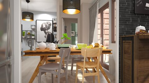 Dining Room - by fp_03ec09c41e5a753d