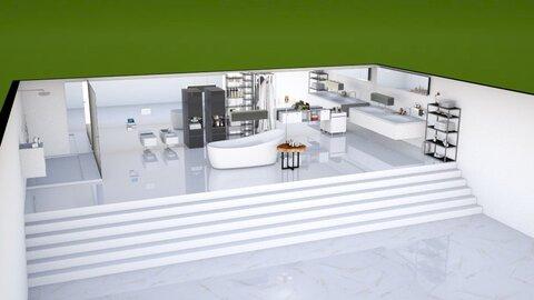 White Bathroom - by fp_ae23469aadaa3135
