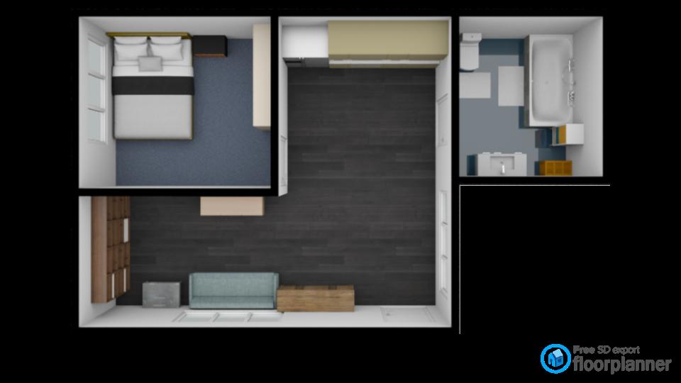 Modern Apartment  - by fp_99fb66bebcfc38dd